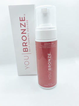 You Bronze Self Tanner Mousse