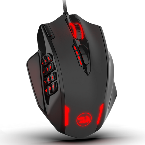 Redragon IMPACT M908 Gaming Mouse up to 12,400 DPI