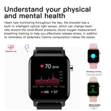 M2 Smart Watch 1.4 inch Touchscreen - Fitness Tracker