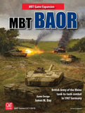 MBT: British Army of the Rhine