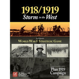 1918-1919: Storm in the West