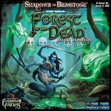 Forbidden Fortress: Forest of the Dead