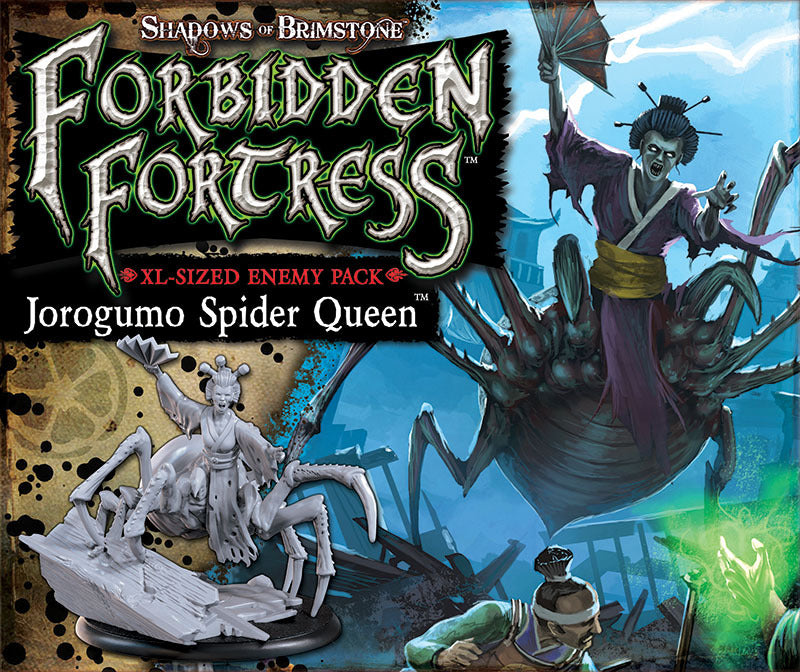 Jorogumo Spider Queen Pack