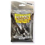 Perfect Fit Smoke Dragon Shields (100)