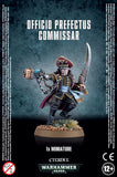 Commissar (Astra Militarum)