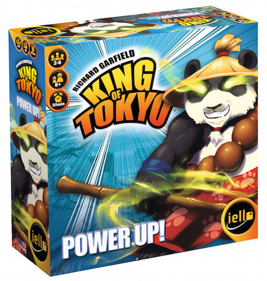 Power UP! (King of Tokyo 2nd Ed.)