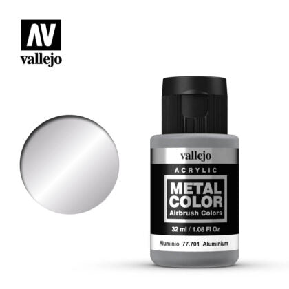 Metal Color: Aluminum