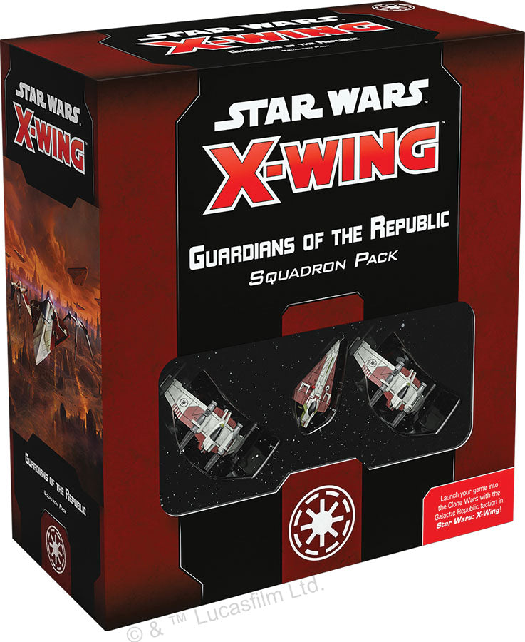 Guardians of the Republic (X-Wing)