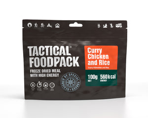 Tactical Foodpack - Kycklingcurry med ris