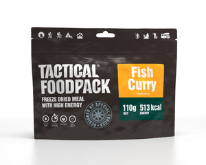 Tactical Foodpack - Fiskcurry