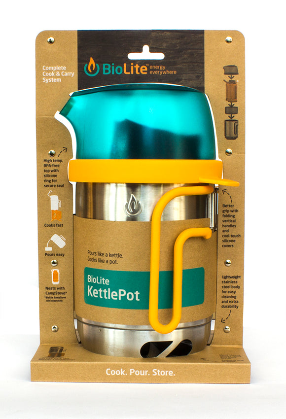 BioLite Kettle Pot Kastrull