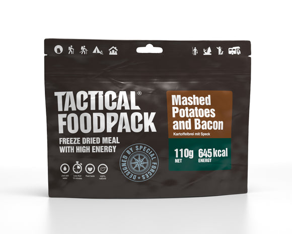 Tactical Foodpack - Potatismos med bacon