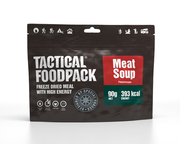 Tactical Foodpack - Köttsoppa