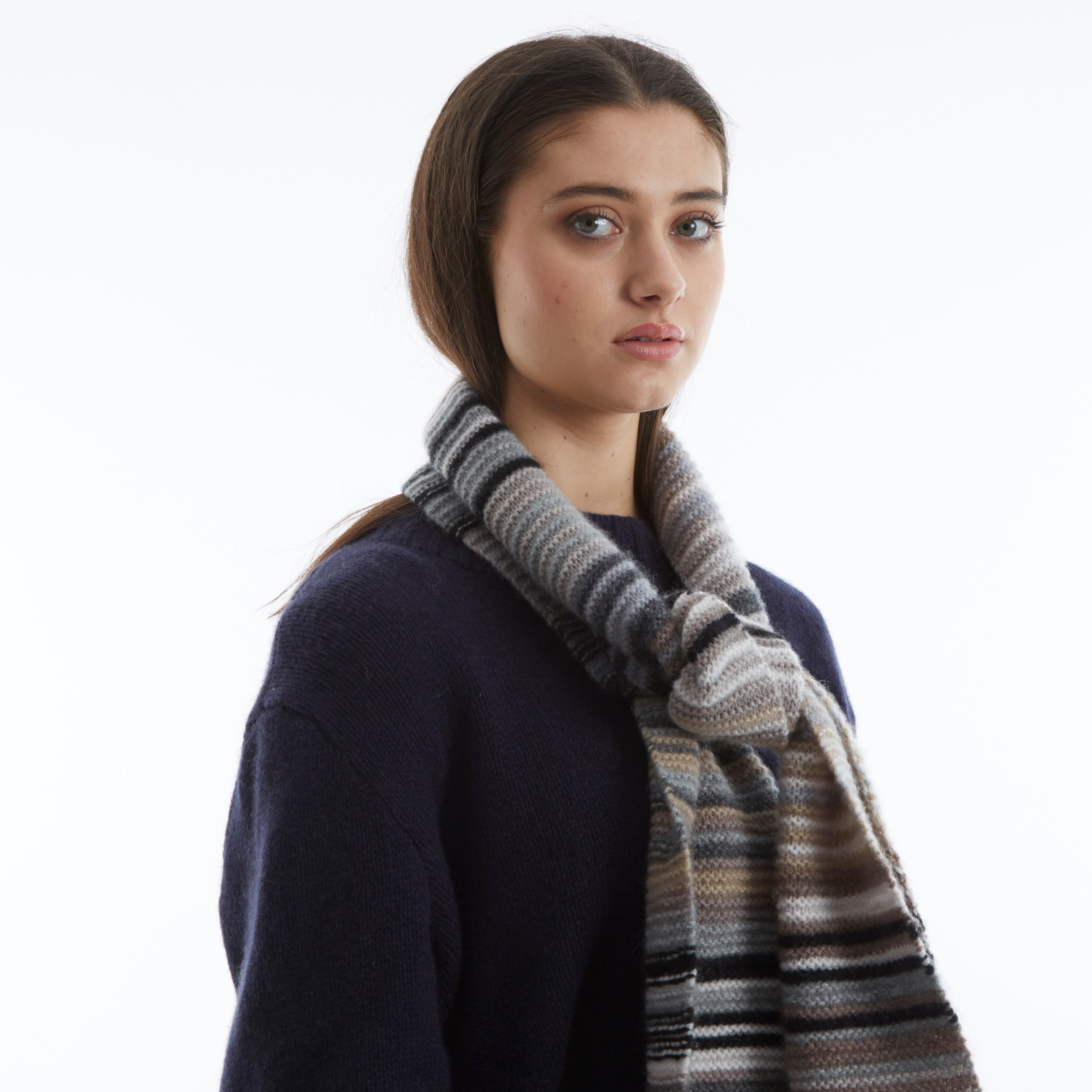 Hetre Alresford Boutique English Weather Cashmere Scarf
