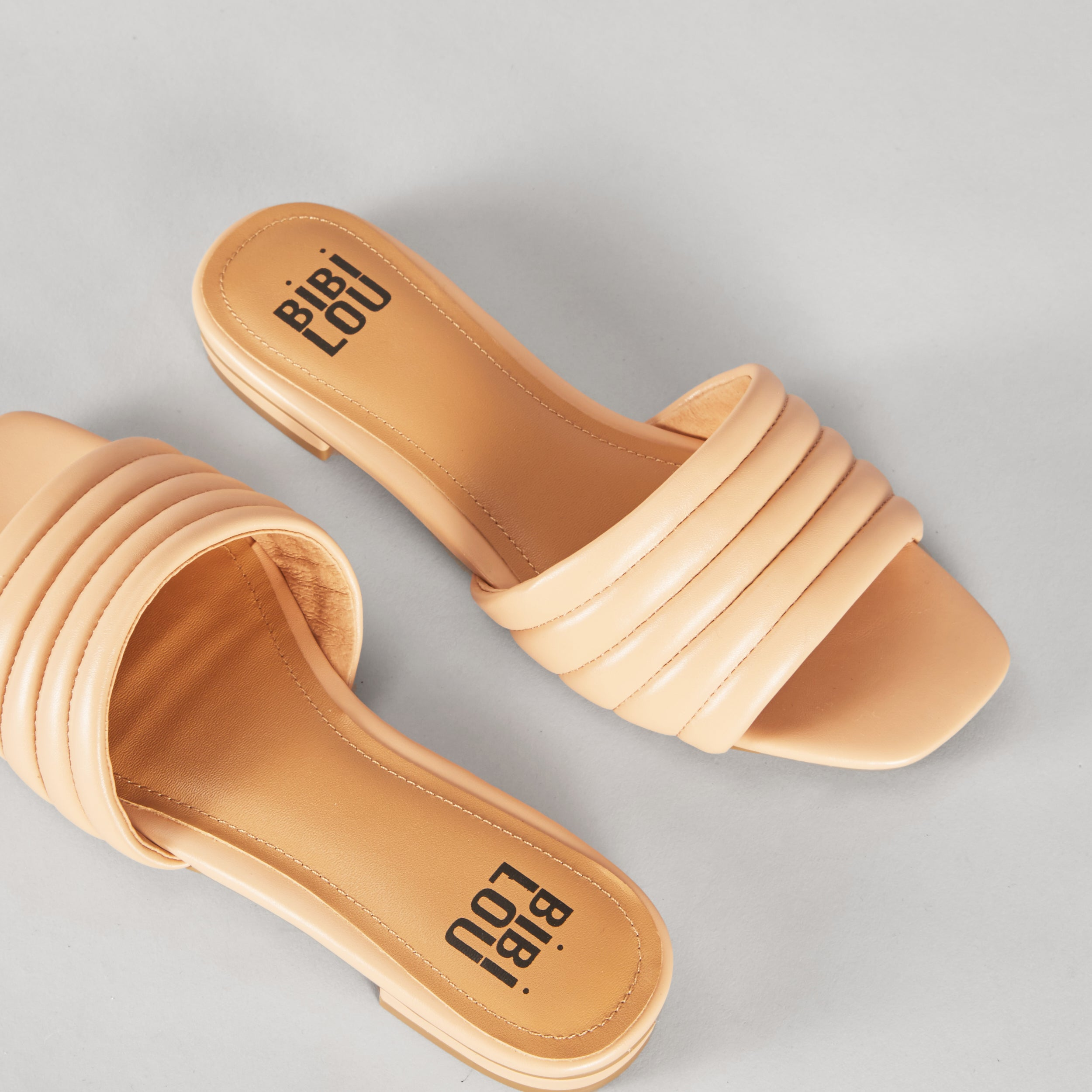 Hetre Alresford Boutique Shoe Shop Bibi Lou Nude Leather Jaffa Sandal