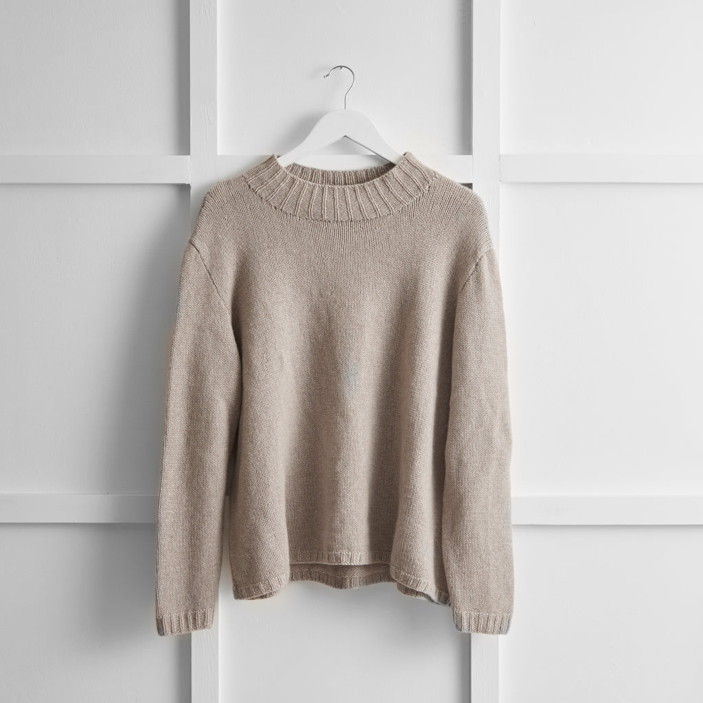 Hetre Alresford Boutique English Weather Cygnet Cashmere Jumper