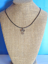 Load image into Gallery viewer, Sankofa Heart Necklace