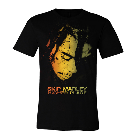 Skip Marley Black T-Shirt + Digital Album