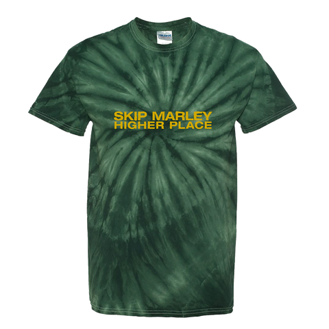 Higher Place Tie Dye T-Shirt + Digital Album
