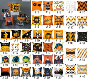 Halloween Pillowcase #872