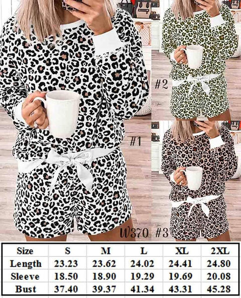 Leopard Lounge Set #1336