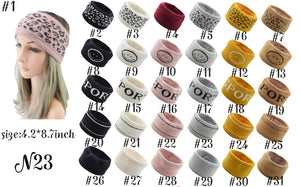 Knitted Headband #1503