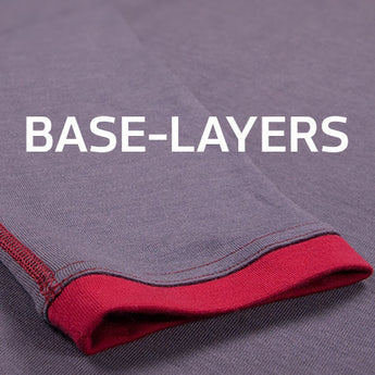 Baselayers 100% Merino