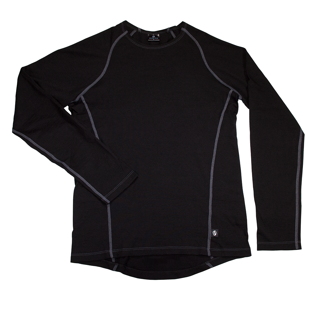 Baselayer Merino - Front View