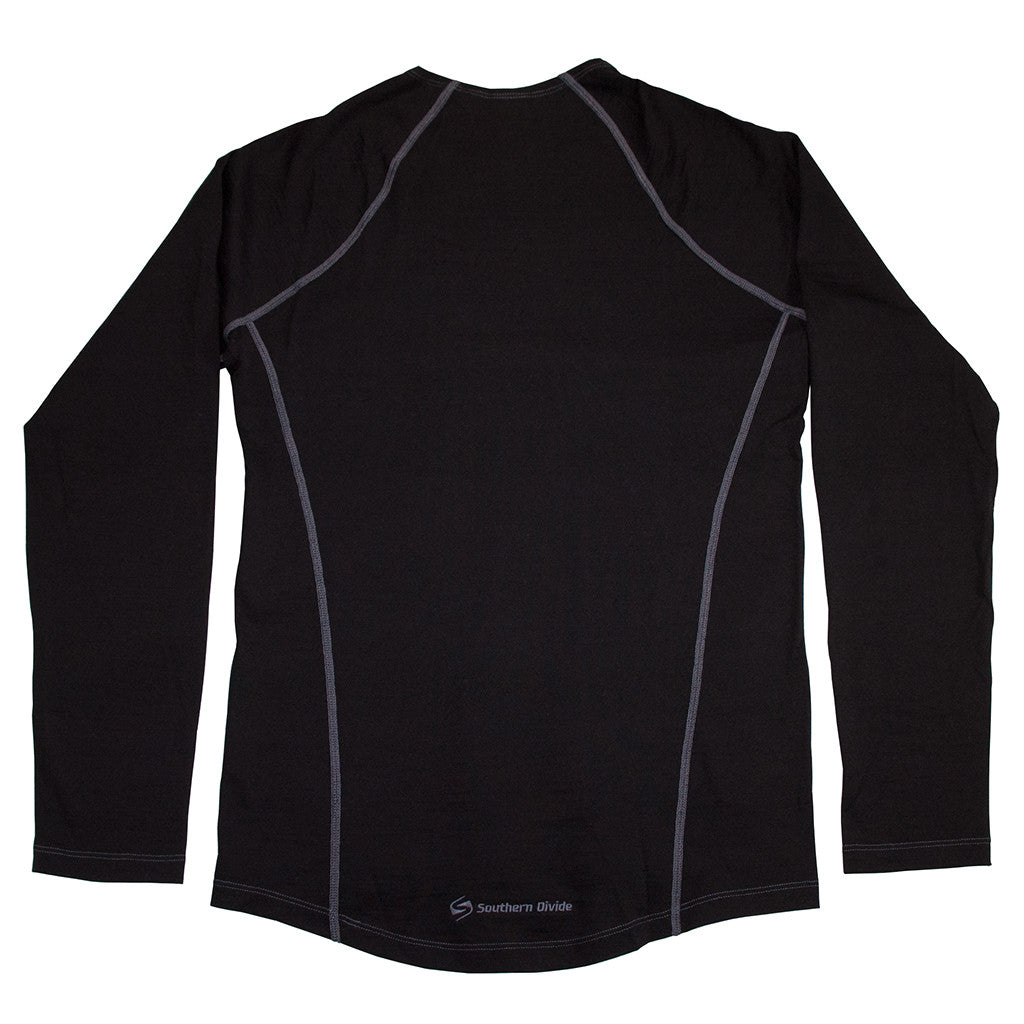 Baselayer Merino - Back View