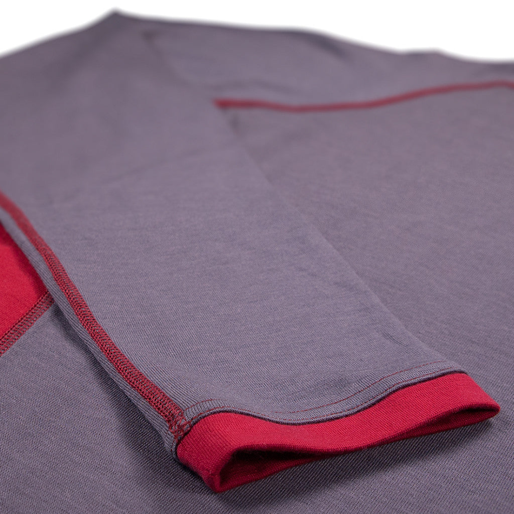 Merino Midlayer - Close up