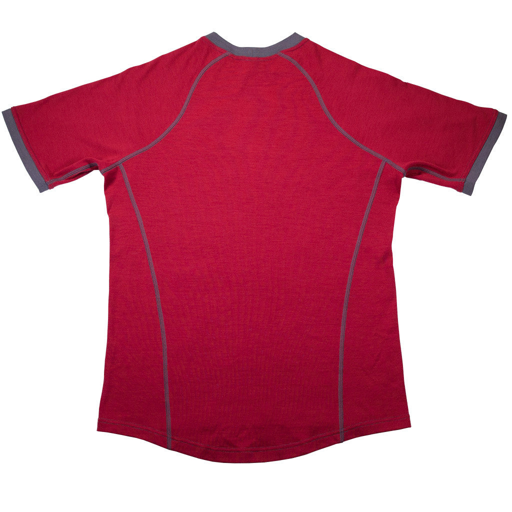 Baselayer T-shirt back image