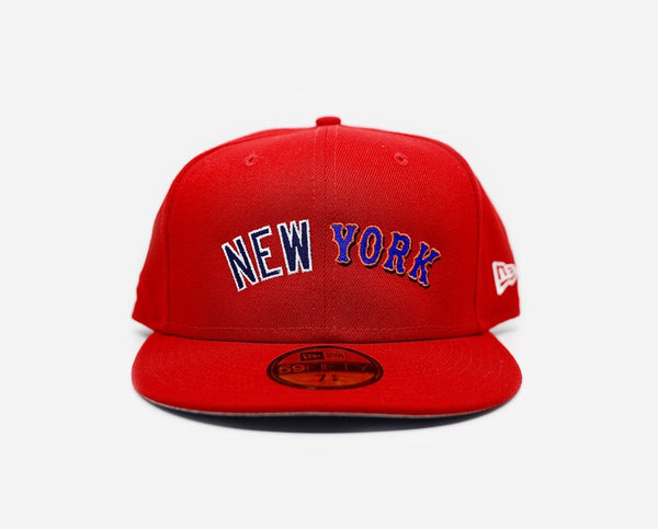 New York Unity Series 59FIFTY Fitted - RED