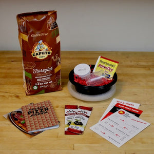 Pizza Dough Kit - Gluten Free