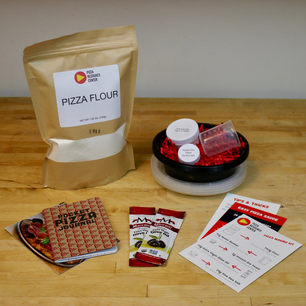 Pizza Dough Kit