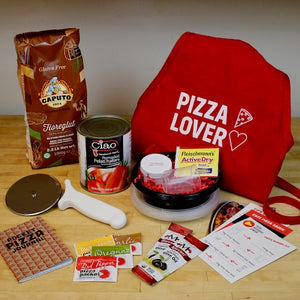 Deluxe Pizza Making Kit - Gluten Free