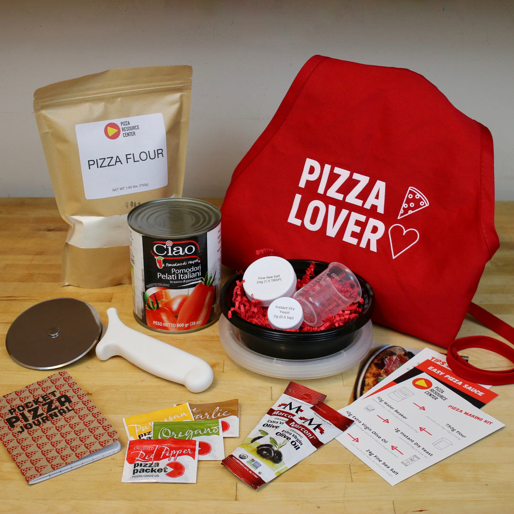 Deluxe Pizza Making Kit
