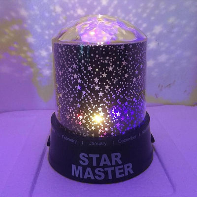 2020 Galaxy Projector Led Night Star