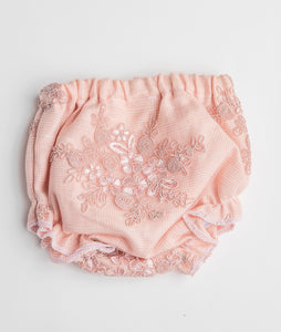 Blush Lace Bloomer