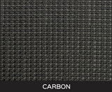 Carbon Fabric Upholstery
