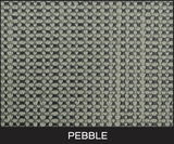 Pebble Fabric Upholstery