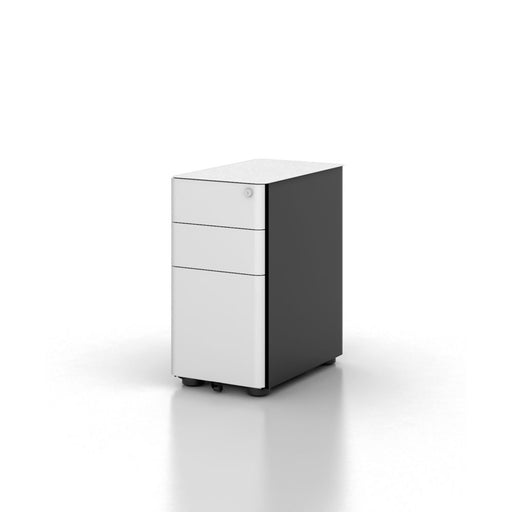 Eternity Steel Slimline Mobile Pedestal | Teamwork Office Furniture