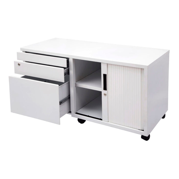 Go Steel Mobile Caddy | Teamwork Office Furniture