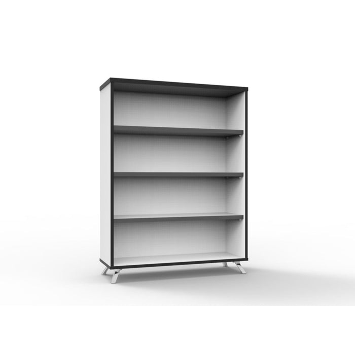 Deluxe Rapid Infinity Storage Bookcase | Teamwork Office Furniture