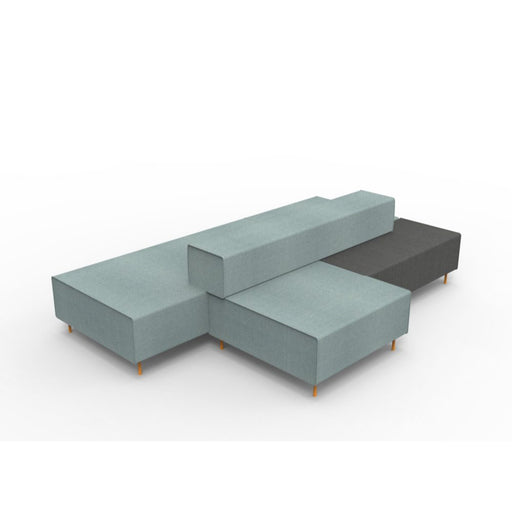Flexi Lounge Island | Teamwork Office Furniture
