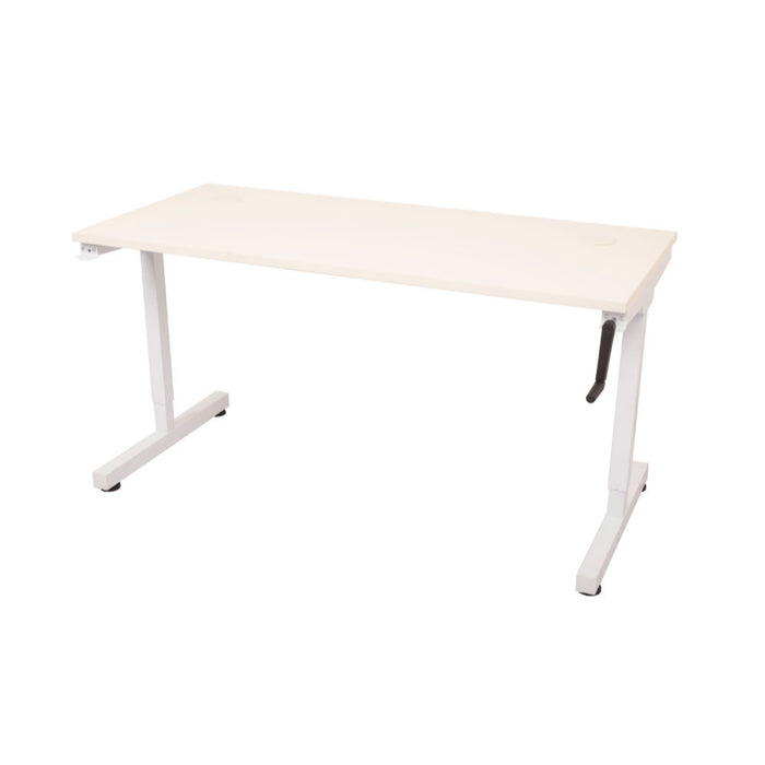 Triumph Manual Height Adjustable - Teamwork Office Furniture