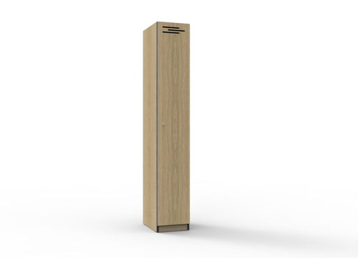 Single Door Melamine Locker | Teamwork Office Furniture