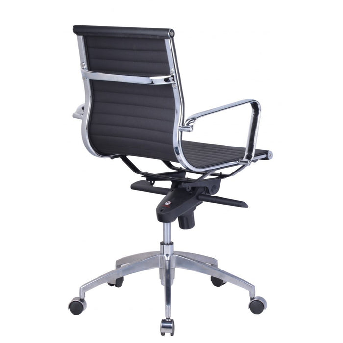 PU605 Medium Back | Teamwork Office Furniture