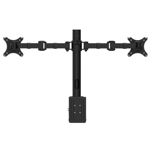Revolve Dual Monitor Arm | Teamwork Office Furniture