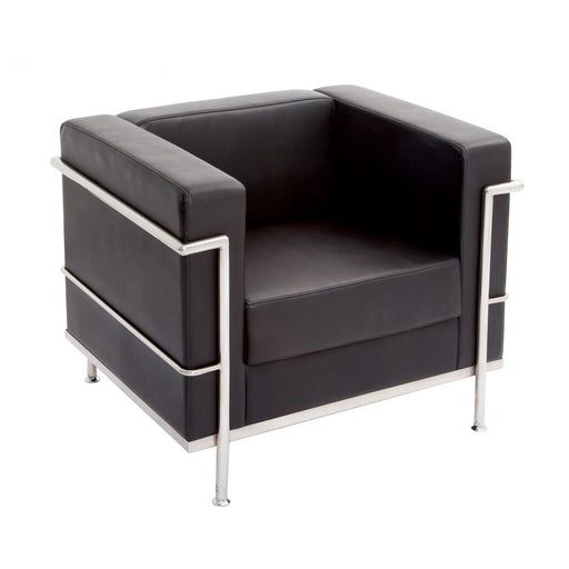 Space 1 - Single Lounge Seat | Teamwork Office Furniture