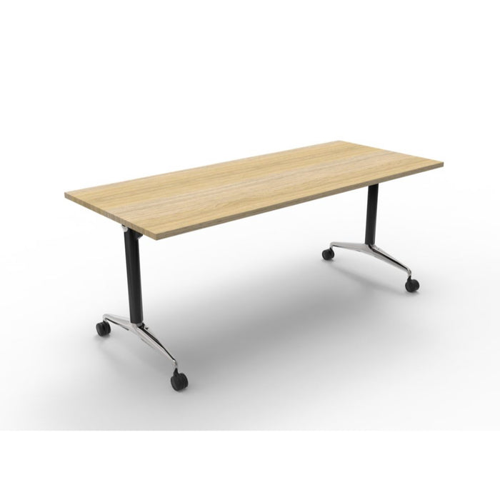 Typhoon Flip Top Table | Teamwork Office Furniture